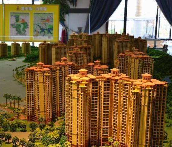 公園建築模型