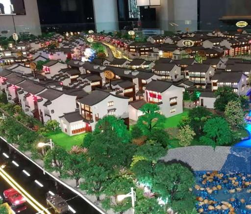 建筑模型规划