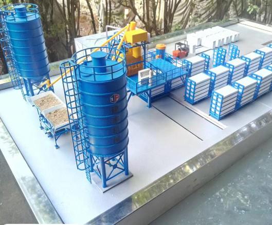 机械沙盘模型制作公司