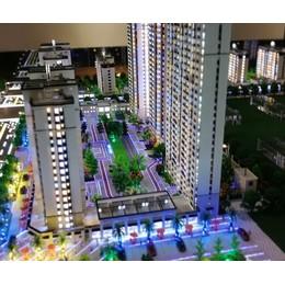 智慧城市規劃沙盤設計