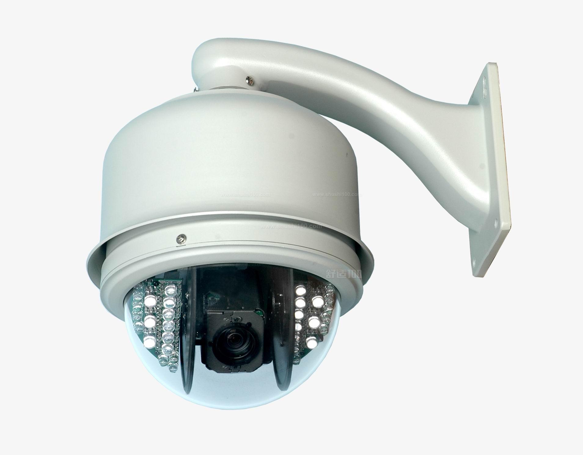 监控摄像头安装方法