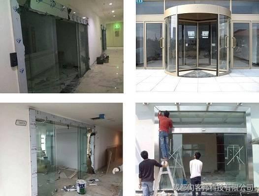 成都自动门维修,成都电动玻璃门维修