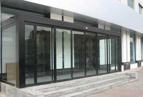 成都自动门安装,成都感应门维修及订做玻璃门