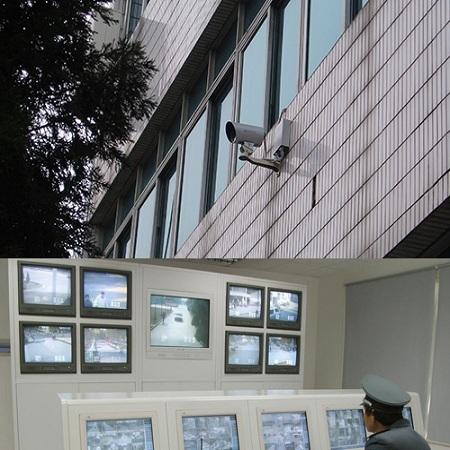 商城楼宇安防监控工程