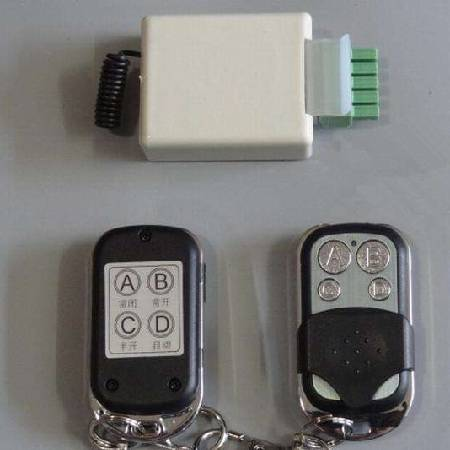 自动门遥控器,国产自动门通用遥控器感应门无线开关常开常闭