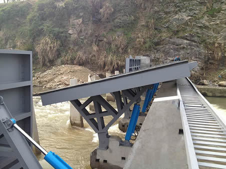 黑龙江专业液压泵站手动抓梁设备尺寸