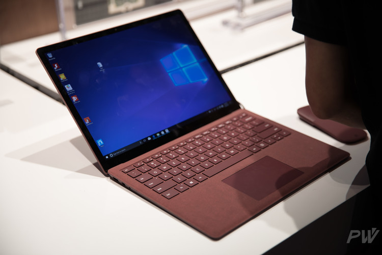 Microsoft Surface Pro 2017 shanghai Photo by Hao Ying-4