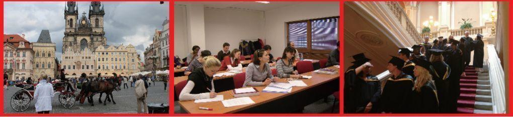 捷克布拉格工商管理學院授課中心