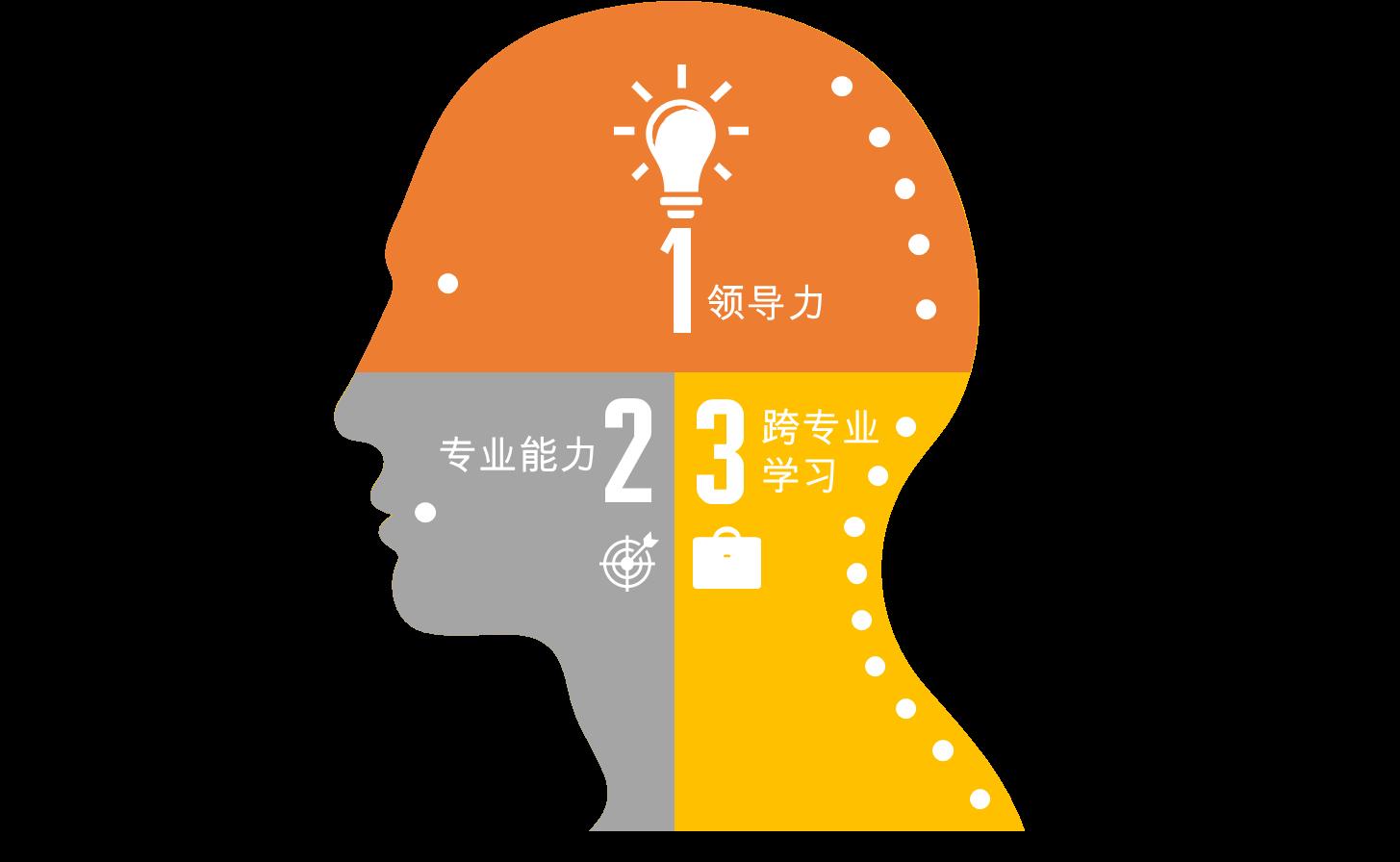 營銷總監勝任能力的課程設置模型