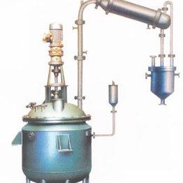 不锈钢树脂反应釜装置