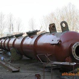 不锈钢溶剂回收填料塔