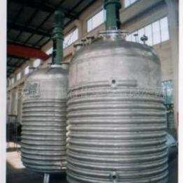 外盘管蒸汽加热反应釜