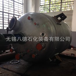 外盘管式不锈钢反应釜