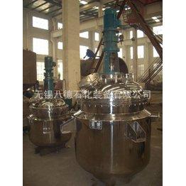 不锈钢反应釜、酯化釜、裂解釜