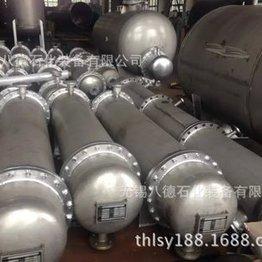 浮头管式不锈钢冷凝器