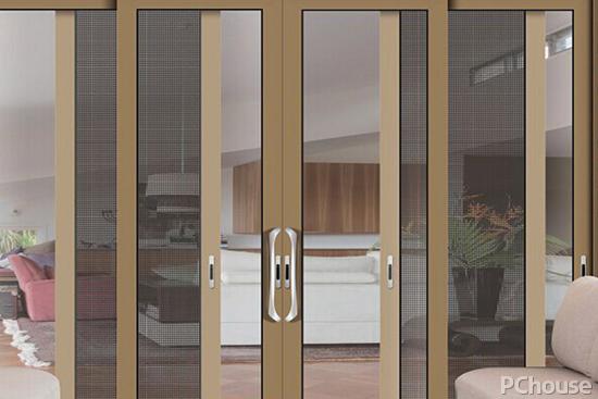 铝合金玻璃门如何选购 铝合金玻璃门价格