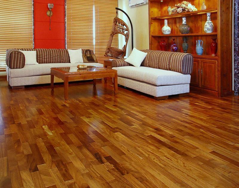 重慶春季雨水多,實木地板如何保養