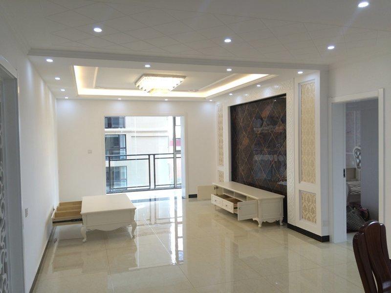 华润二十四城新房装修在建工程
