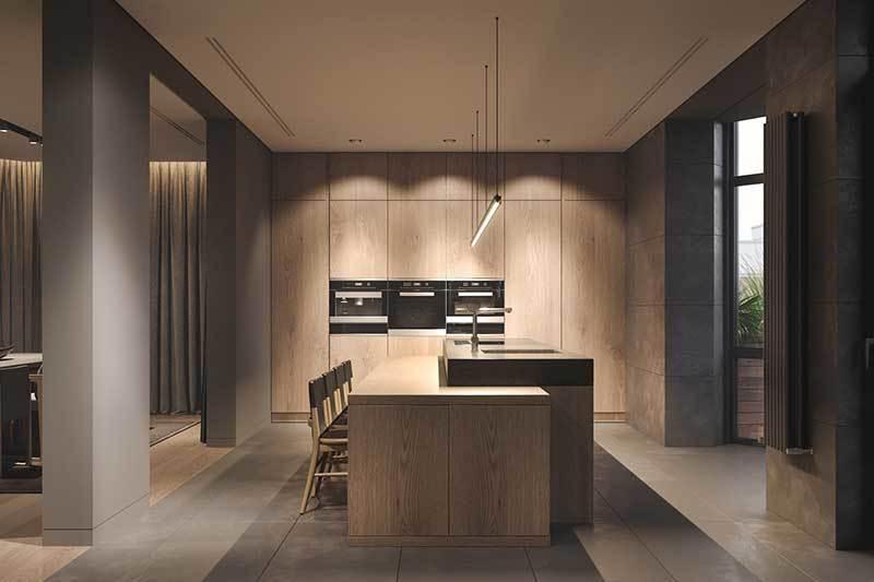 320平米超大现代风格家居装修设计案例效果图7