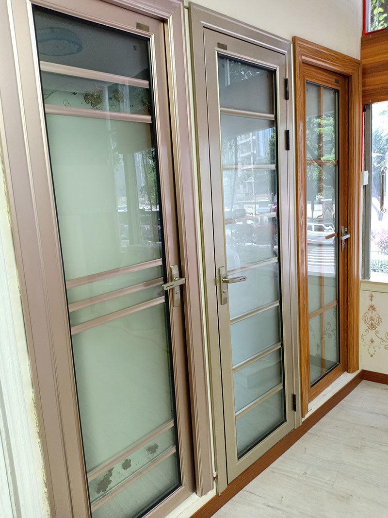 公司展厅美图门窗展示