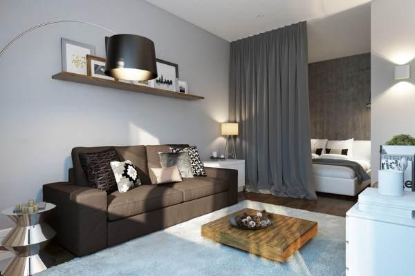 五个简约风格家居装饰效果图1257
