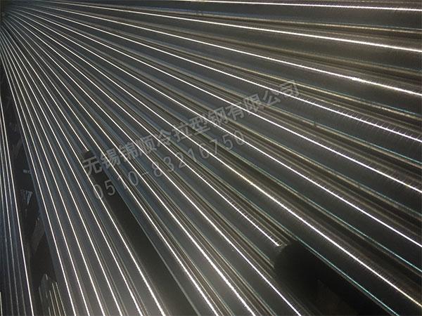 冷拉方钢冷拔强化的基本原理及特点