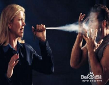 女性自卫防身术教学