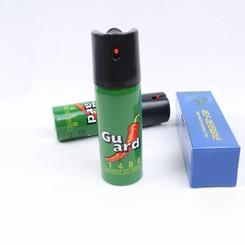 新款GUARD绿色防狼喷雾