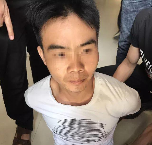 民警抓捕盗车团伙时反被喷催泪剂