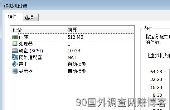 国外调查网赚用英文精简版 window xp sp3.iso虚拟机硬件设置
