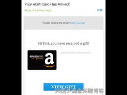 Ipsosp类国外调查社区一收千刀amazon gift card