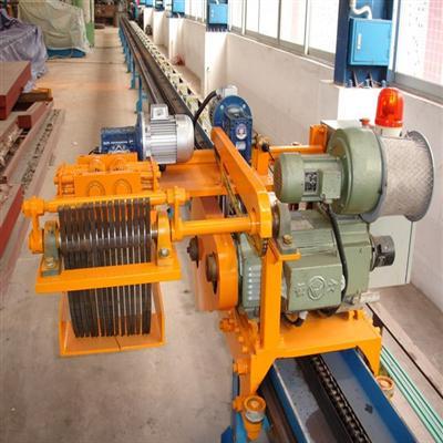 自动铝型材挤压机故障的可能性