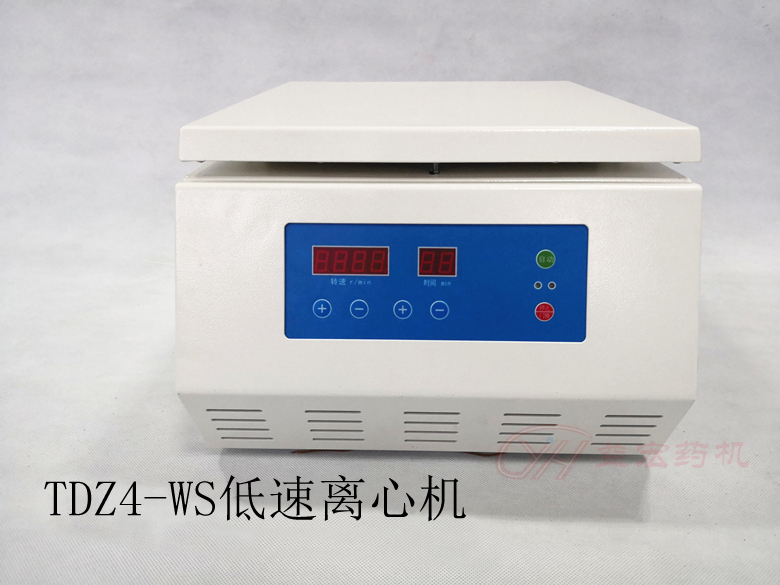 TDZ4-WS台式低速自动平衡离心机