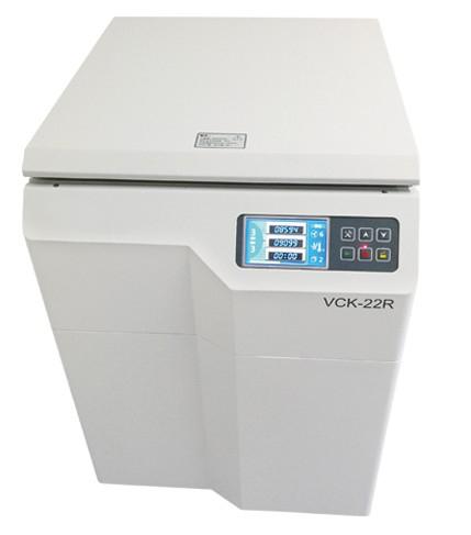 VCK-22R 高速冷冻离心机