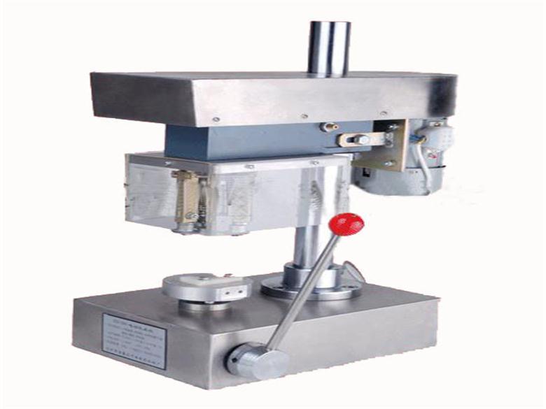 DY5-500三刀式轧盖机
