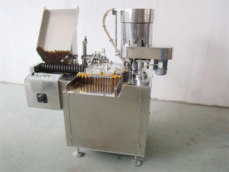YG-10口服液灌轧一体机