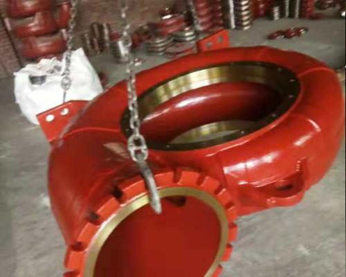 吊装脱硫泵蜗壳