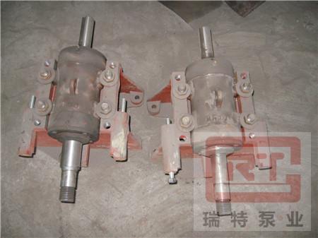 渣浆泵轴承组件的安装