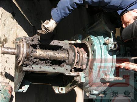 卧式渣浆泵常见故障及解决办法