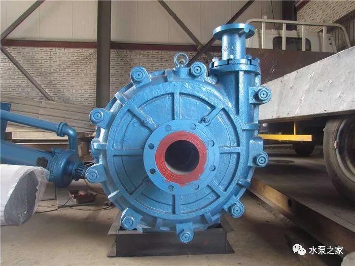 渣浆泵安装问题
