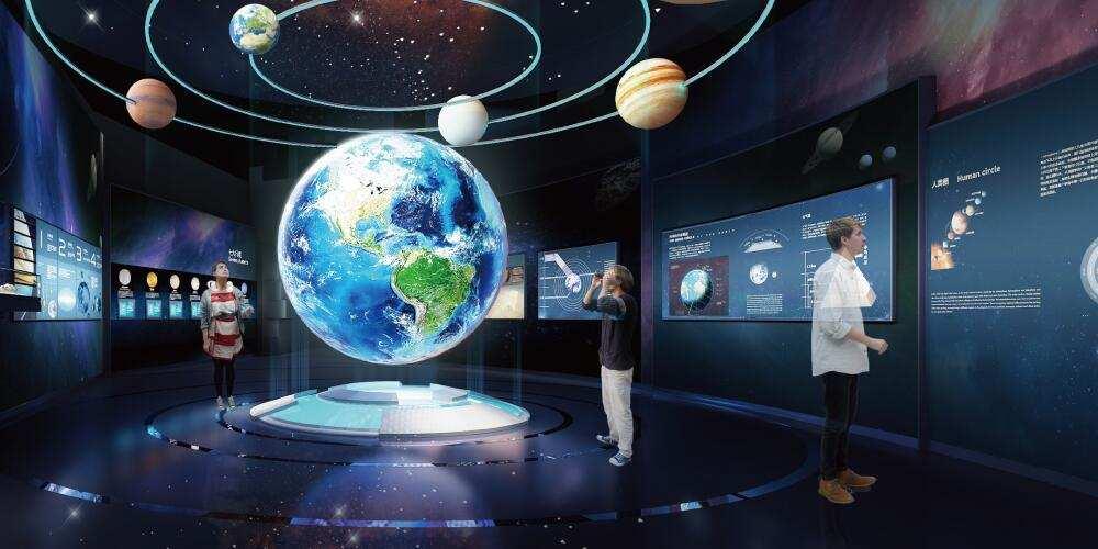AR望远镜系统