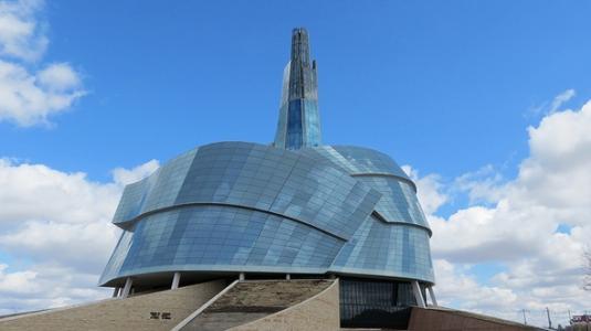 加拿大人權博物館即將正式開放