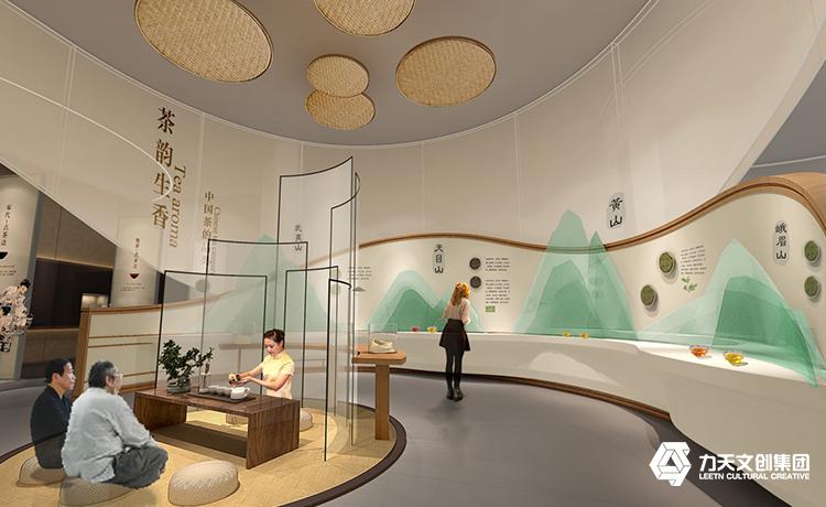 淮北凤凰山绿色食品旅游文化博览园|力天文创集团案例