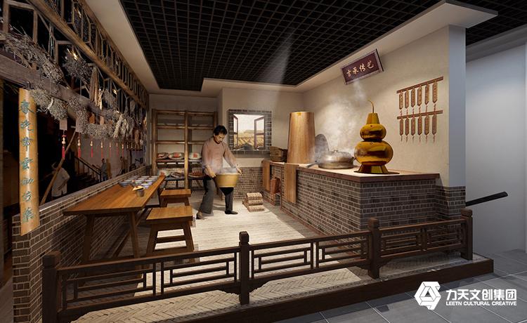 王老吉凉嗯茶博物馆