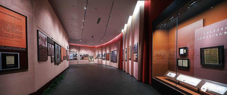 红军长征粤北纪念馆   力天展览  展馆设计  红色军事学问