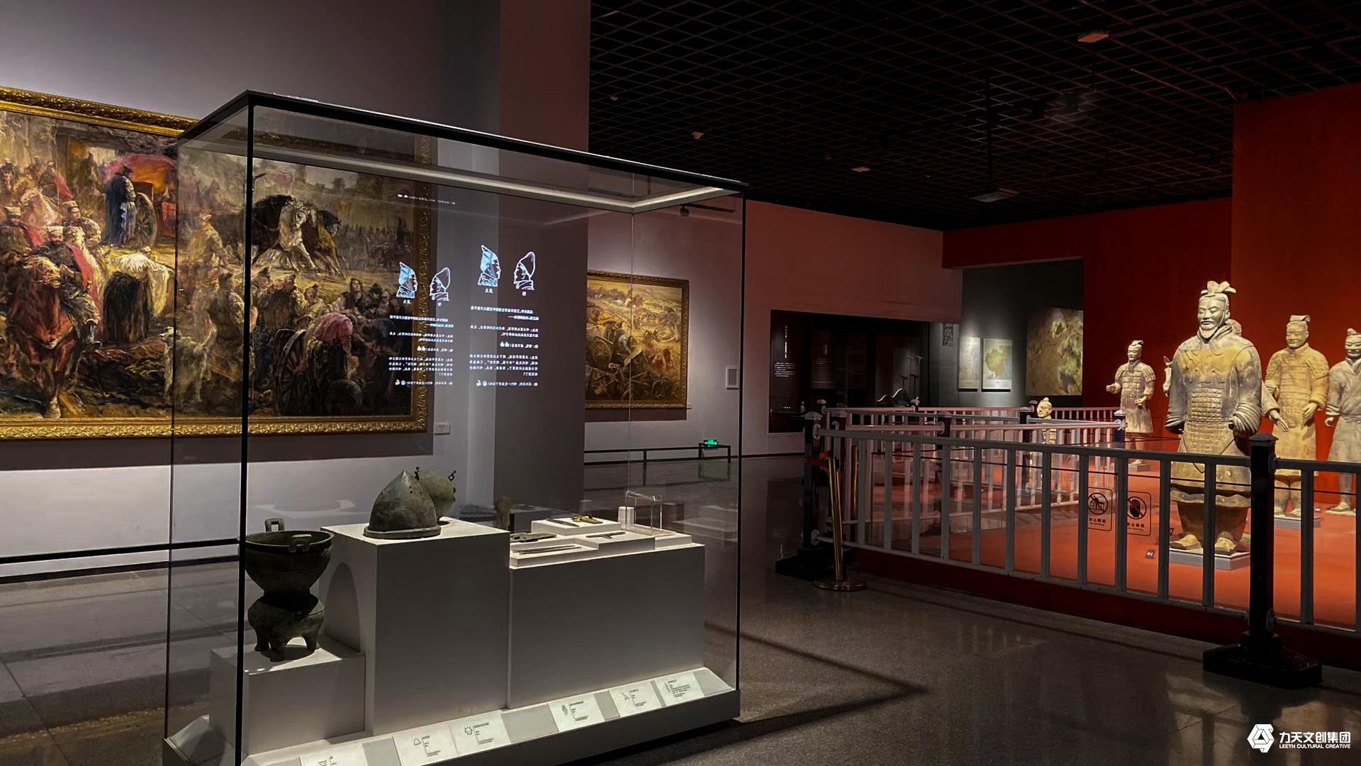 秦始皇帝陵博物院 西甲设计下载施工 大型赞助商 兵马俑 秦ballbet
