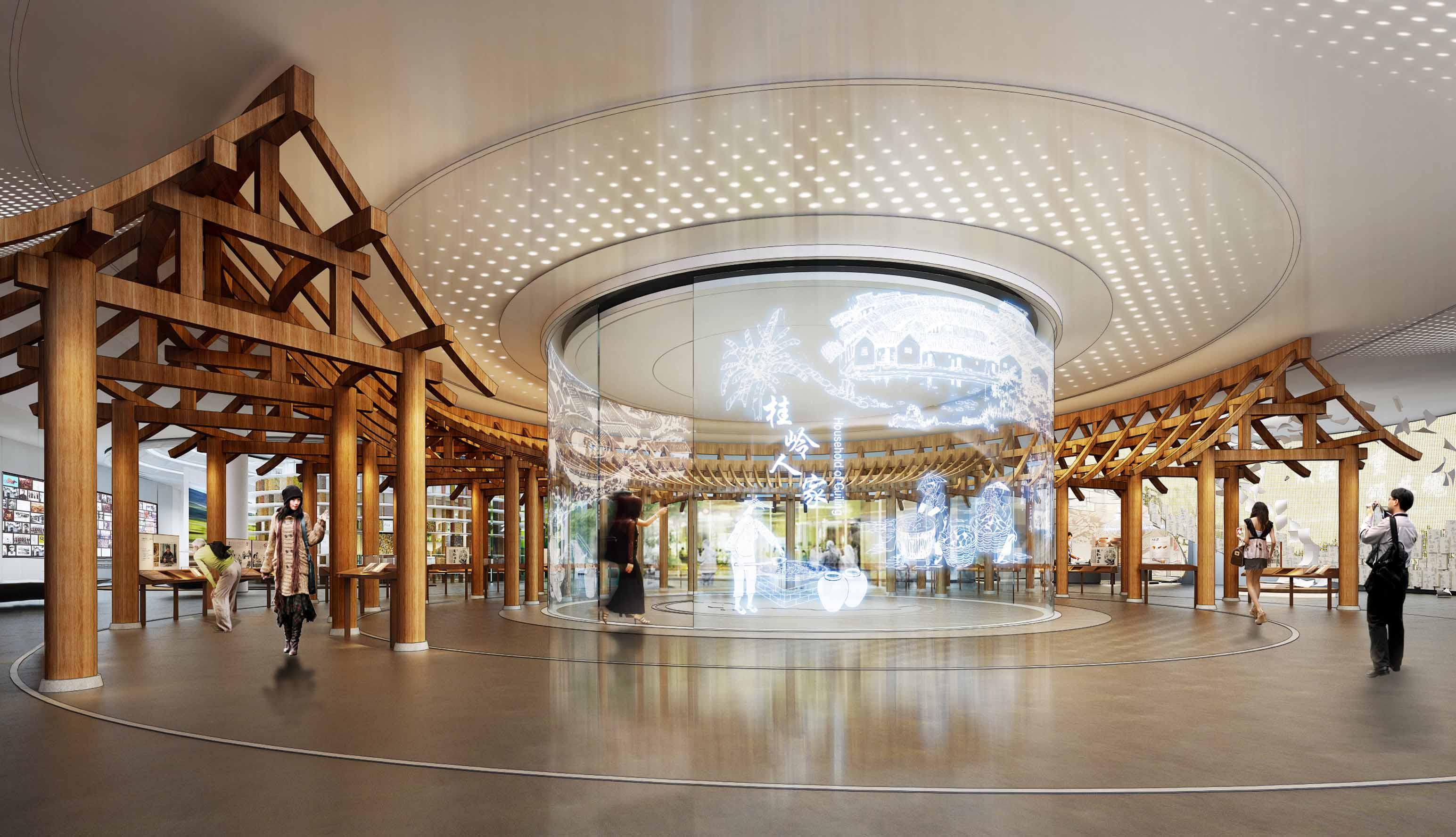 蕉嶺文化展示中心