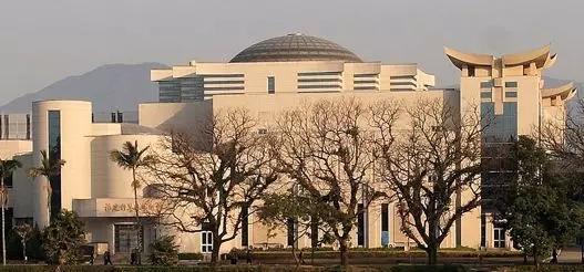 福建博物院.