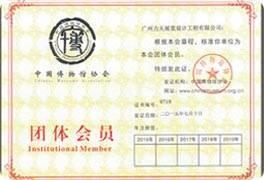 太阳集团中国博物馆协会会员