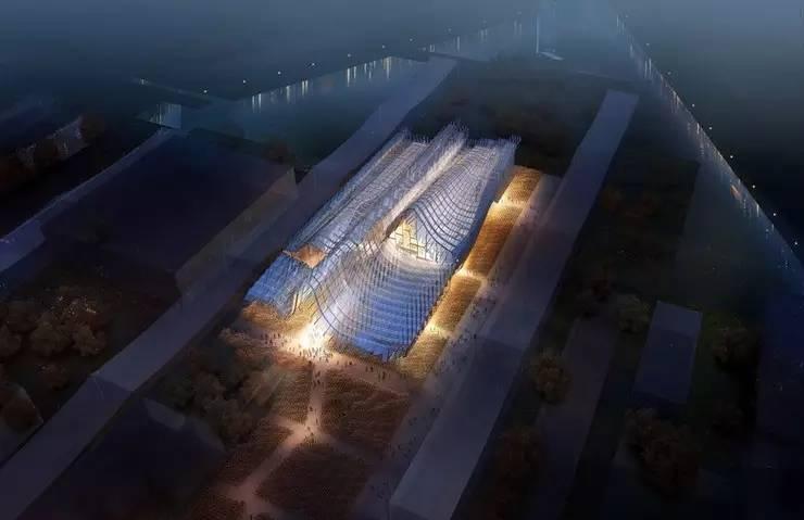 2015年米兰世博会各国场馆设计大赏